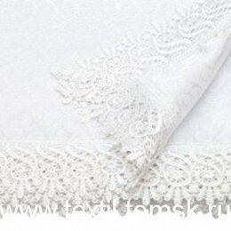 Скатерти и салфетки - Скатерть ZELAL с гипюром Размер: 160х220 см., 0