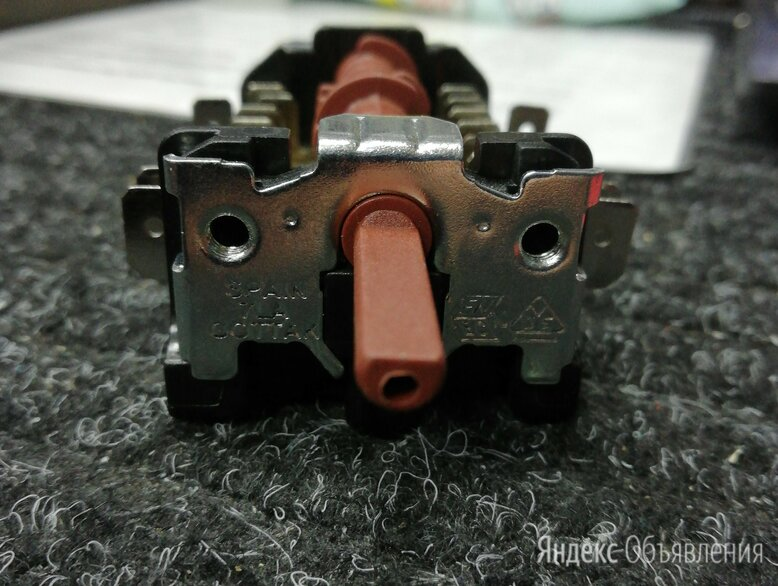Переключатели для электроплит  по цене не указана - Аксессуары и запчасти, фото 0