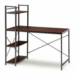 Компьютерные и письменные столы - Компьютерный стол, офисный стол + книжная полка…, 0