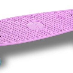 Скейтборды и лонгборды - Круизер INDIGO LS-P2206B 56,5*15 см Сиреневый, 0