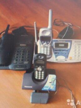 Радиотелефоны - Продаю РАБОЧИЕ радио-телефоны, 0