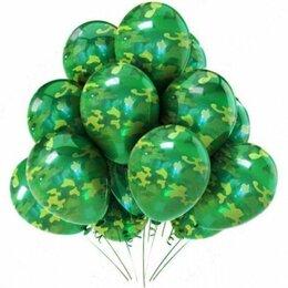 Воздушные шары - Воздушный шар хаки, 0