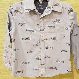 Рубашки - Рубашка Carters на 2 года хлопок , 0