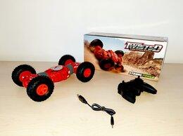 Радиоуправляемые игрушки - Машинка перевёртыш на радиоуправлении, 0