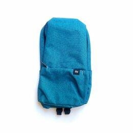 Рюкзаки - Рюкзак Xiaomi Mi Colorful Mini Backpack синий, 0