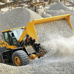 Строительные смеси и сыпучие материалы - Щебень с доставкой от 1 куба (1201), 0