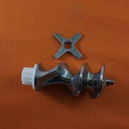 Мясорубки - Шнек с ножом для мясорубки Zelmer (12019443), 0