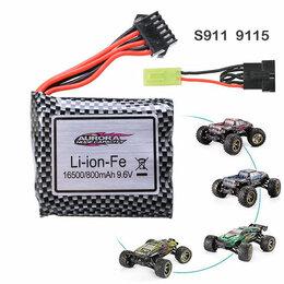 Радиоуправляемые игрушки - Аккумулятор 800mAh для машинки S911 Аккумулятор 80, 0