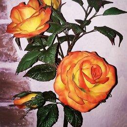 Цветы, букеты, композиции - Интерьерные цветы ручной работы. , 0