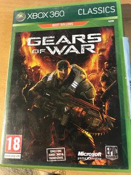 Игры для приставок и ПК - Gears of war xbox 360, 0