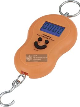 Безмены - Безмен оранж до 40 кг, 0