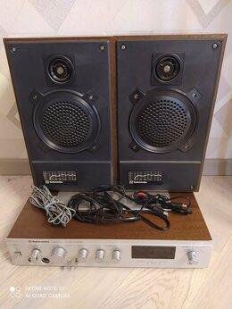 Музыкальные центры,  магнитофоны, магнитолы - Прекрасный музыкальный комплект 'Радиотехника', 0