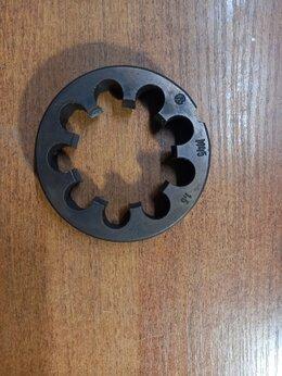 Плашки и метчики - Плашка круглая М 45*1,5 (Росс) Гост9740, 0