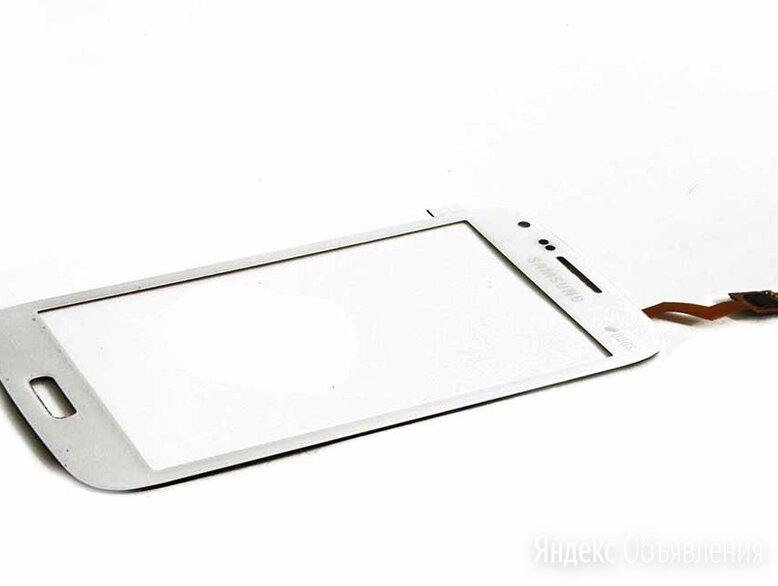 Сенсор Samsung i8262 Galaxy Core белый по цене 193₽ - Дисплеи и тачскрины, фото 0