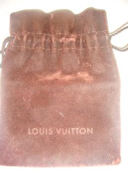Подставки и держатели для украшений - Мешочек для бижутерии Louis Vuitton оригинал, 0