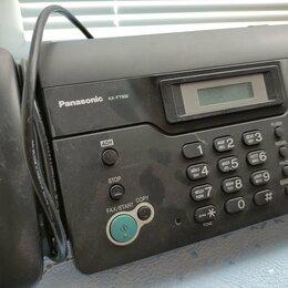 Факсы - Факс Телефон Автоответчик Panasonic KX-FT932, 0