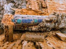 Изоляционные материалы - Пробковый герметик для домов из сруба, сип панелей, 0