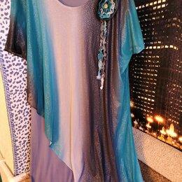 Платья - Платье новое красивое 50-52 размер, 0
