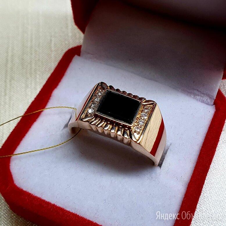 Мужская золотая печатка  по цене 22000₽ - Кольца и перстни, фото 0