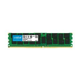 Модули памяти - Оперативная память 16ГБ 1 шт. Crucial DDR4 2666MHz, 0