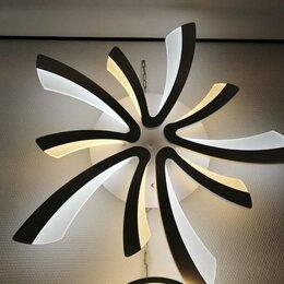 Люстры и потолочные светильники - Светодиодные люстры, 0