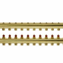 Коллекторы - Конфигурация «12 + 12» Распределительный коллектор типа FHF, 0