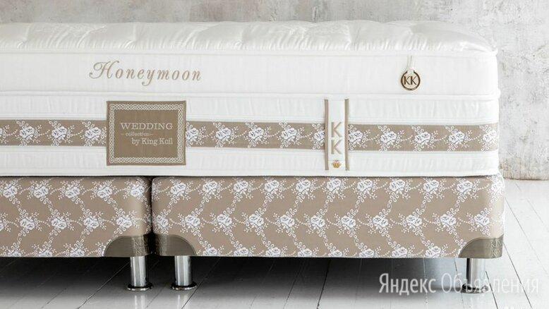 King Koil Honeymoon по цене 129000₽ - Матрасы, фото 0
