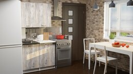 Мебель для кухни - Кухня.  Кухонный гарнитур Арина мини 1000, 0
