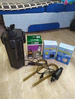 Оборудование для аквариумов и террариумов - Канистровый фильтр для аквариума, 0