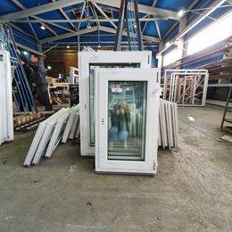 Готовые конструкции - Окно пластиковое одностворчатое, 0