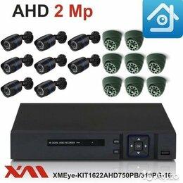 Камеры видеонаблюдения - Комплект видеонаблюдения на 14 камер 1080p, 0