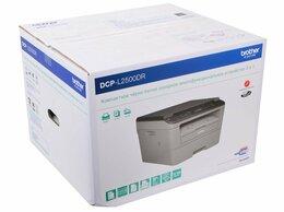 Принтеры и МФУ - МФУ лазерные BROTHER DCP-L2500DR новый, 0
