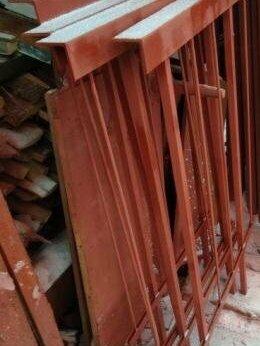 Лестницы и элементы лестниц - ОГП-7,5 Перильное ограждение площадок лестничных…, 0