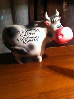 Копилки - копилка корова , 0