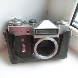 Пленочные фотоаппараты - Фотоаппарат ZENIT -E(зеркальный)Экспортное исполнение, 0