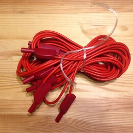 Измерительные инструменты и приборы - Измерительные провода, аксессуары для мультиметров Multicontact (Staubli), 0