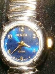 Наручные часы - Женские часы на браслете ф. Provato винтаж 70х год, 0