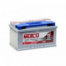 Аккумуляторы  - Аккумулятор автомобильный Mutlu SFB M3 6СТ-85.0…, 0