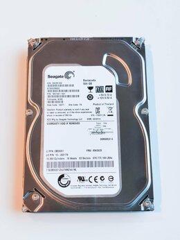 Внутренние жесткие диски - Жесткий диск Seagate ST500DM002, 0