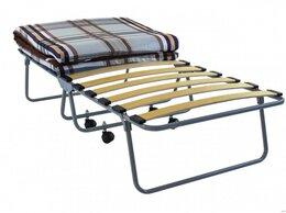 Кровати - Кровать раскладная детская Плюс на ламелях на…, 0