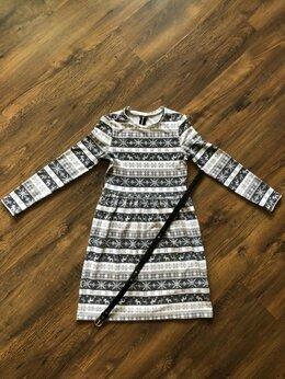 Платья и сарафаны - Платье с оленями и снежинками Acoola 140, 0