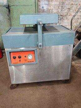 Упаковочное оборудование - Вакуум-упаковочная машина Roschermatic VM-2/2 , 0