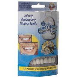 Косметика и гигиенические средства - Виниры для зубов Instant Smile temporary tooth Kit, 0