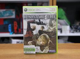 Игры для приставок и ПК - Resonance of fate - Xbox 360 Новый Диск, 0