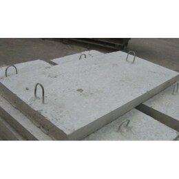Железобетонные изделия - Плиты перекрытия малые ПП 10, 0