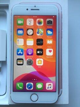 Мобильные телефоны - Apple iPhone 7 Rose Gold 32 Гб Ростест Новый, 0