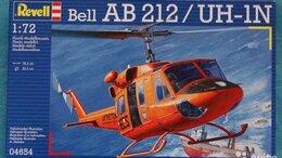 Сборные модели - Вертолет UH-1N Bell AB 212 вертолета, 0