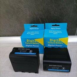 Батарейки - Аккумулятор NP-F960 /NP-F970, 0