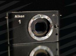 Фотоаппараты - Nikon 1 J1 body // 0257 📷 , 0