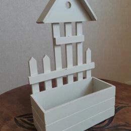 Рукоделие, поделки и сопутствующие товары - Деревянная подставка для декора , 0